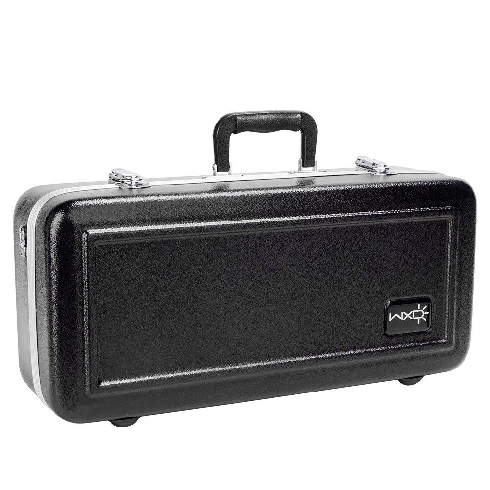 WXD Rectangular Tenor Sax Hard Case (ABS-1