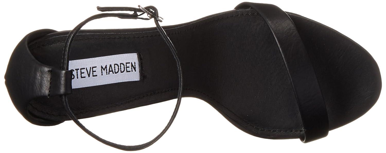 Steve Schuhe Madden Damen Stecy Schuhe Steve mit Riemchen Schwarz (Nero schwarz) 6bfe5d