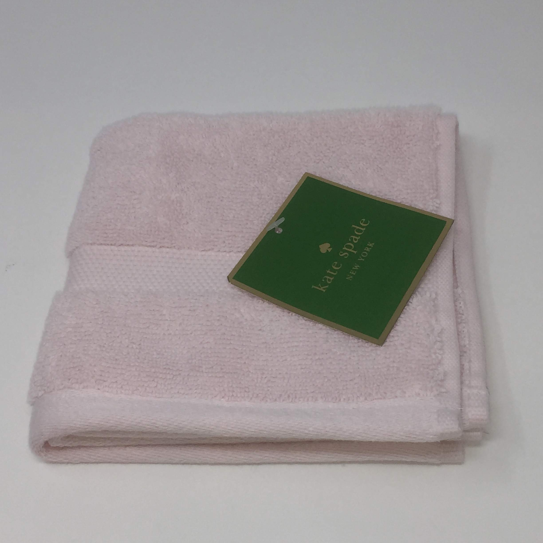 Kate Spade Light Pink Towel 6 Piece Set Bundle - 2 Bath Towels, 2 Hand Towels, 2 Washcloths by Kate Spade New York (Image #4)
