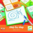 Step by step Animals and Co Djeco