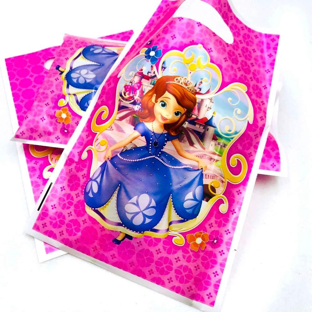 Amazon.com: JEWH - Bolsas de regalo de princesa Disney con ...