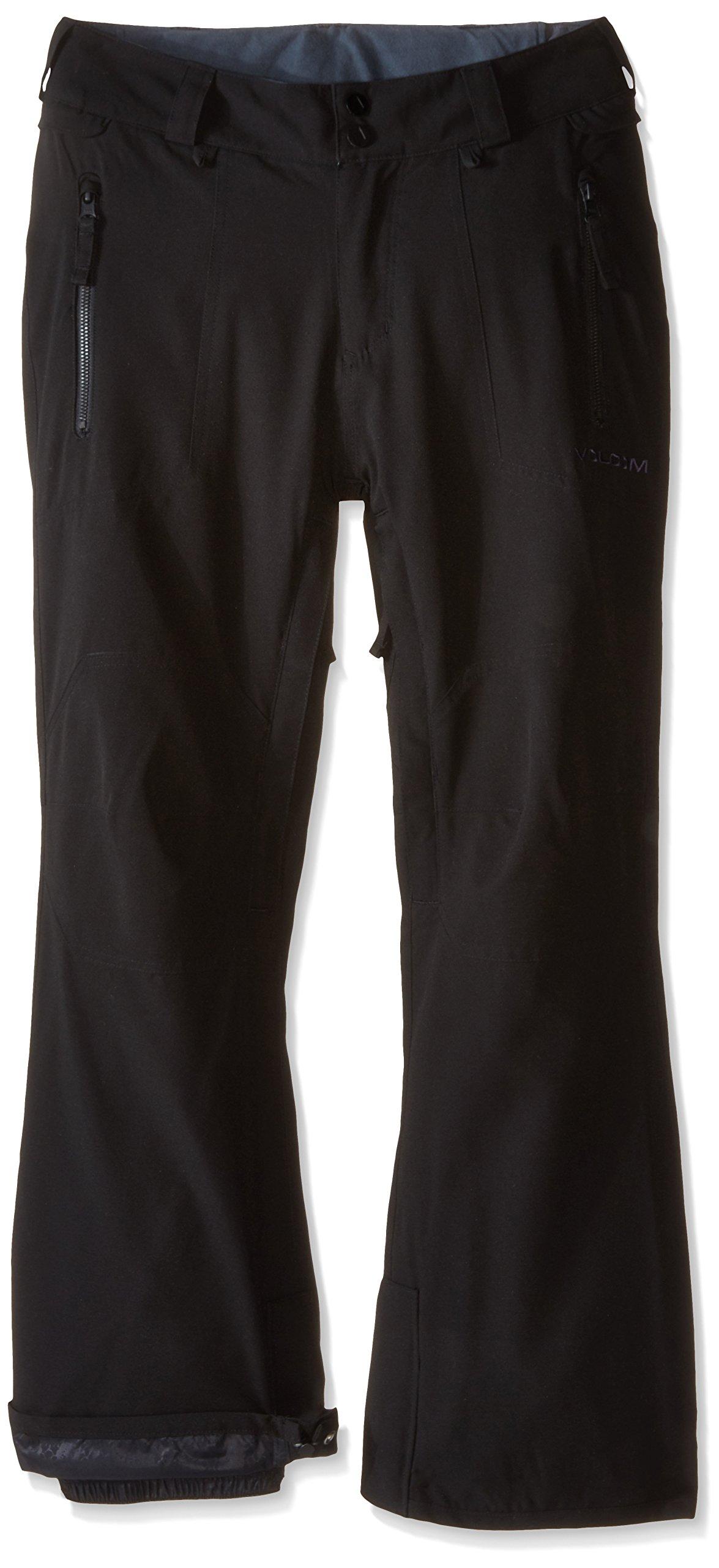 Volcom Big Boys' Datura Pant, Black, Large by Volcom