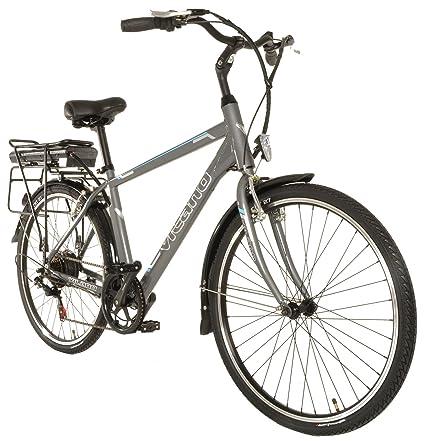 Amazon.com : Vilano Pulse Men\'s Electric Commuter Bike - 26-Inch ...
