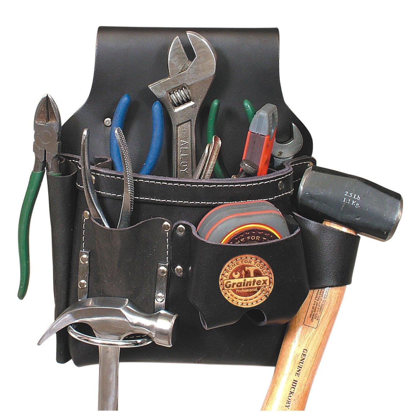 Graintex ET1359 7 Pocket Electrician's Pouch
