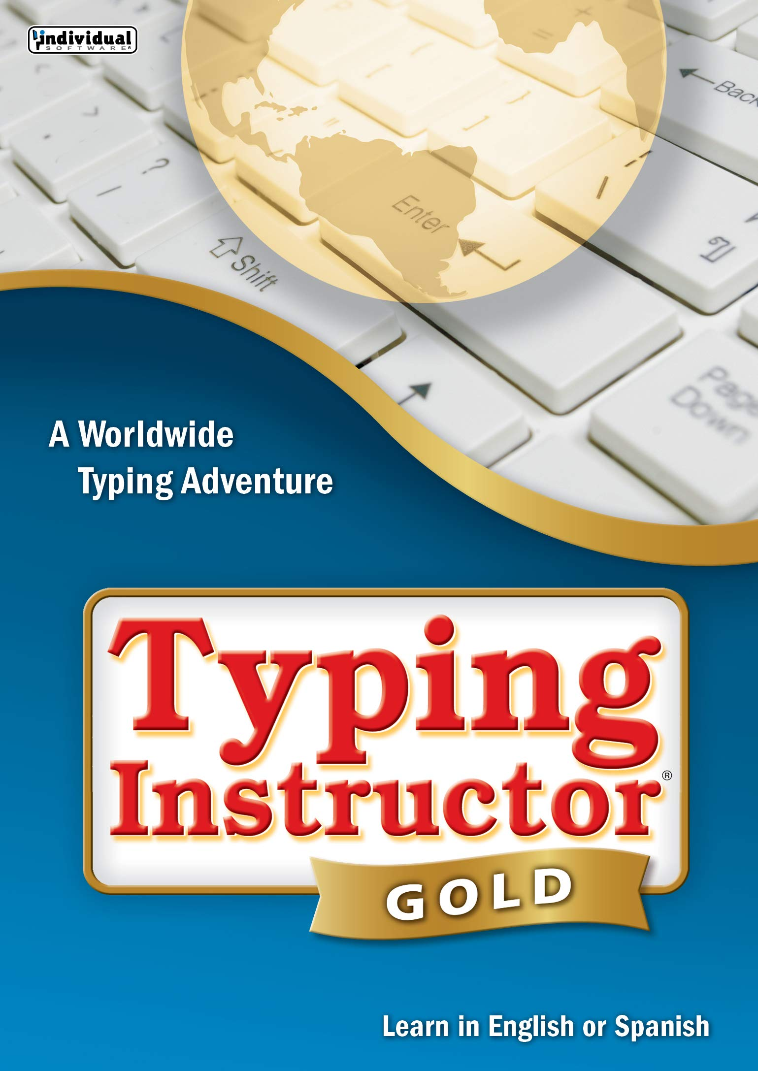 Typing Instructor Gold [PC Download] by Individual Software
