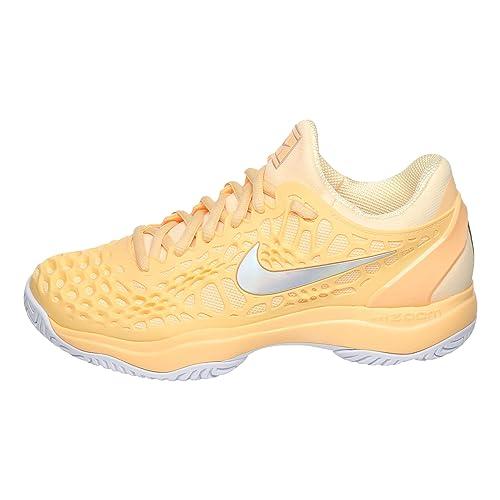Nike, Scarpe da Tennis Donna Arancione Tangerine Tint