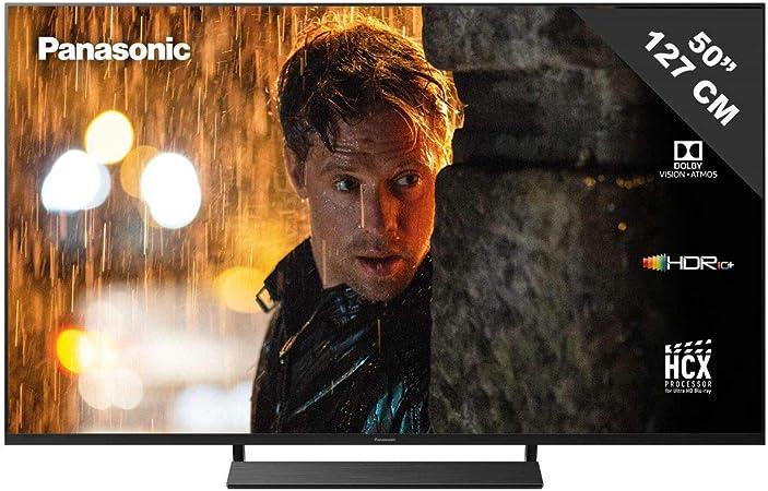 TELEVISOR 50 TX50GX800E UHD HDR10+ DOLBYATMOS PANASONIC: Amazon.es: Electrónica