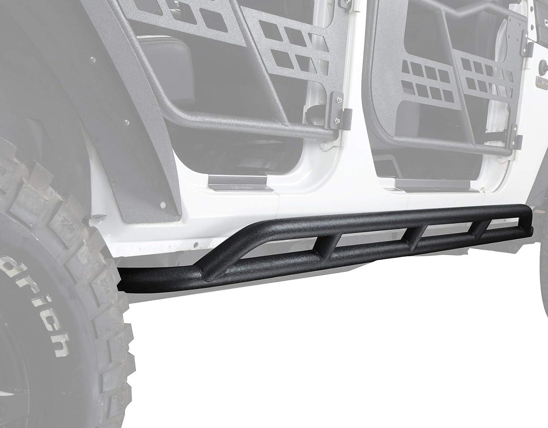 u-Box 4-Door Running Board Side Steps Bar for 07-18 Jeep JK ...