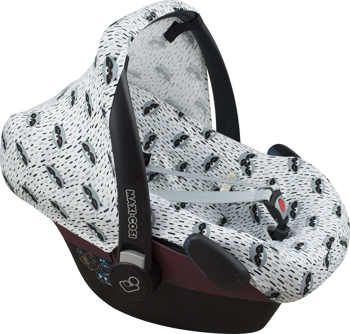 White Star JANABEB/É Maxi COSI Cover Liner for Pebble and Bebe Confort