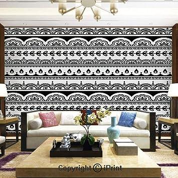 Amazon.com: Mural de pared Lionpapa_mural que muestra toda ...