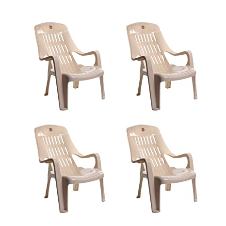 Stupendous Cello Comfort Sit Set Of 4 Chairs Beige Cjindustries Chair Design For Home Cjindustriesco