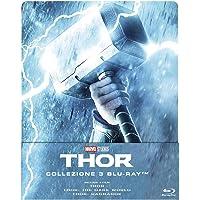 Thor Trilogy (3 (Steelbook) [Italia]