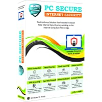 Antivirus for PC - by PC Secure 2 User 1 Year