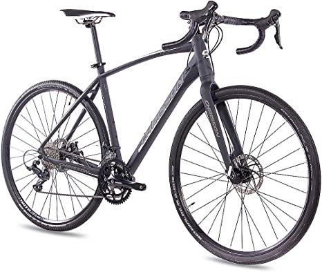 CHRISSON Gravel Bike Road One - Bicicleta de Cross (28