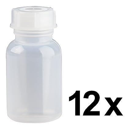 Weithalsflaschen 100 ml