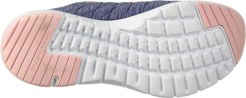 Skechers Scarpe Flex Appeal 3.0 in Blossom CODICE 13074 NVPK