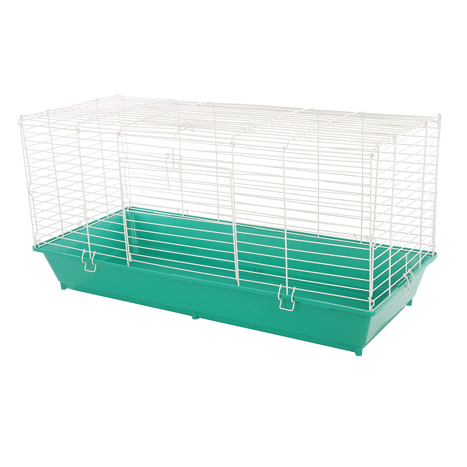 Large Ware Manufacturing Home Sweet Home Pet Cage for Small Animals 40 Inches colors May Vary