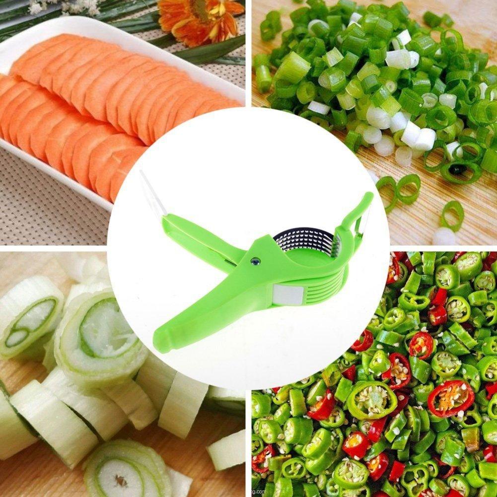 EFINNY Food Chopper Shredders Onion Chopper Vegetable Slicer Dicer Fruit and Cheese Cutter