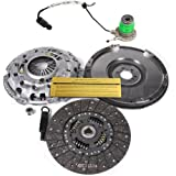 LUK CLUTCH KIT+SLAVE+FLYWHEEL 05-13 CORVETTE C6 6.0L LS2 6.2