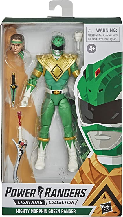 Hasbro Collectibles-Power Rangers Lightning Collection 6In mightmorp