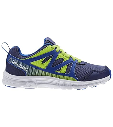 4f8970aff0bcd Reebok Kids  Run Supreme 2.0 Fitness Shoes  Amazon.co.uk  Shoes   Bags