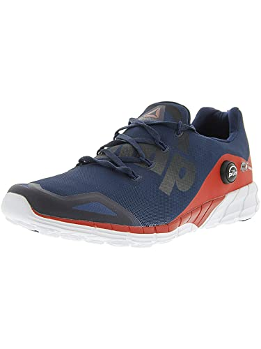 1fdeb9eed0f43 Amazon.com | Reebok Men's Zpump Fusion 2.0 Ankle-High Running Shoe | Running