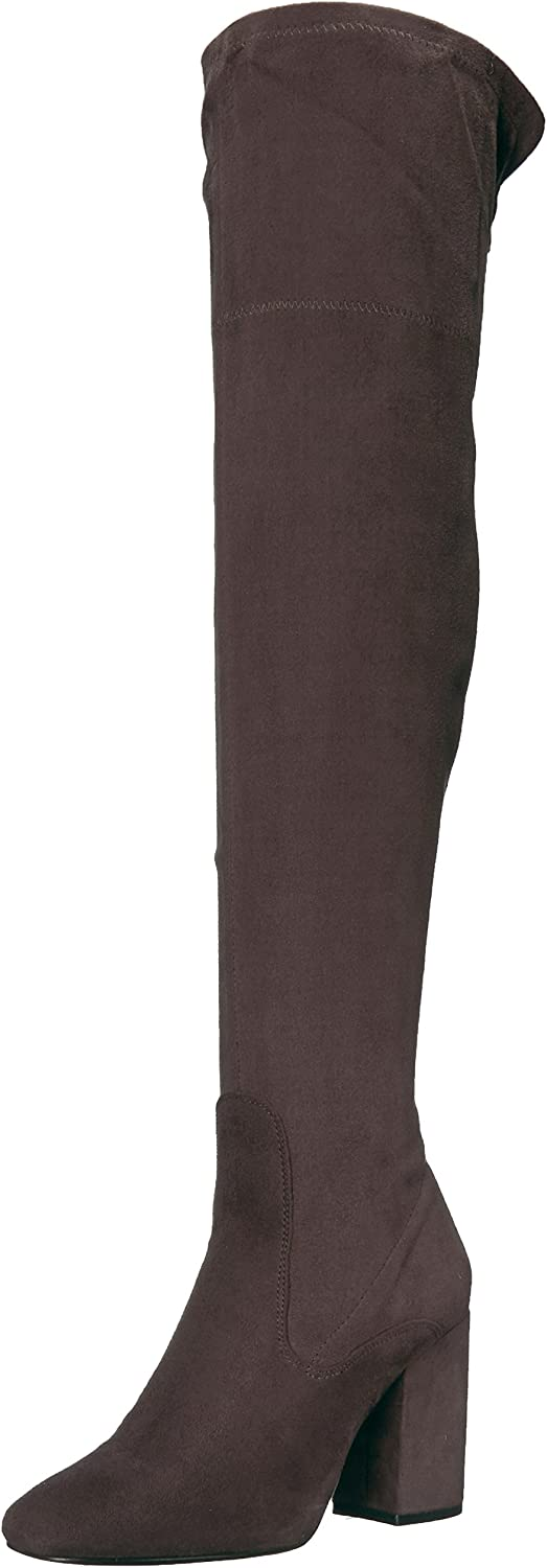 Kenneth NEW Cole New York Women's Carah excellence Tall High Stretch Boot Knee