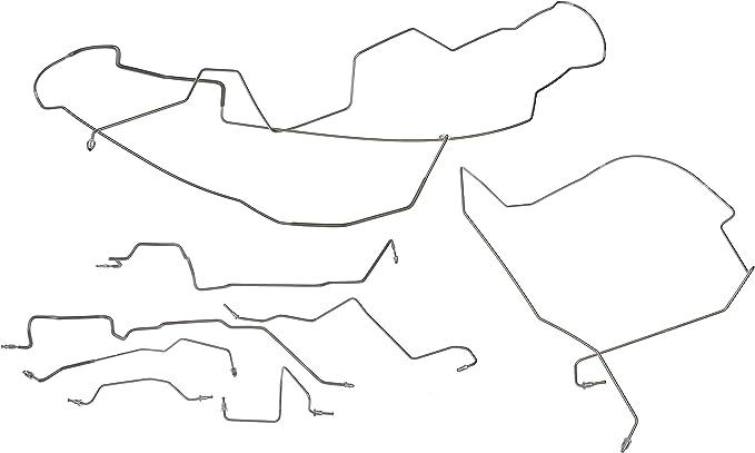 NEW Brake Hydraulic Line Kit Dorman 919-282