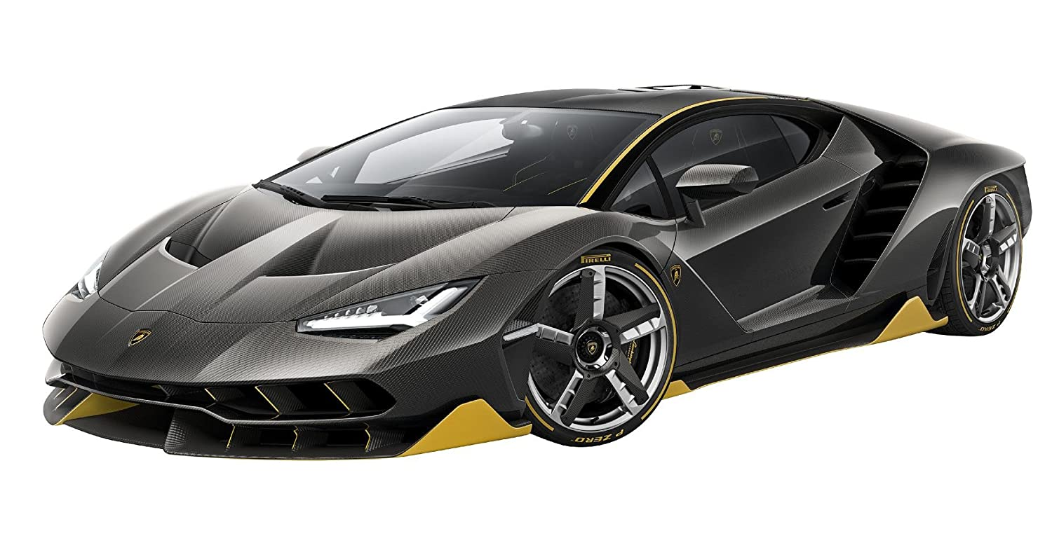 Lamborghini Centenario Wall Decal Vinyl Graphic Sticker Cartoon Sports Carbon Fiber Italian Hyper Car Boys Man Cave 12""
