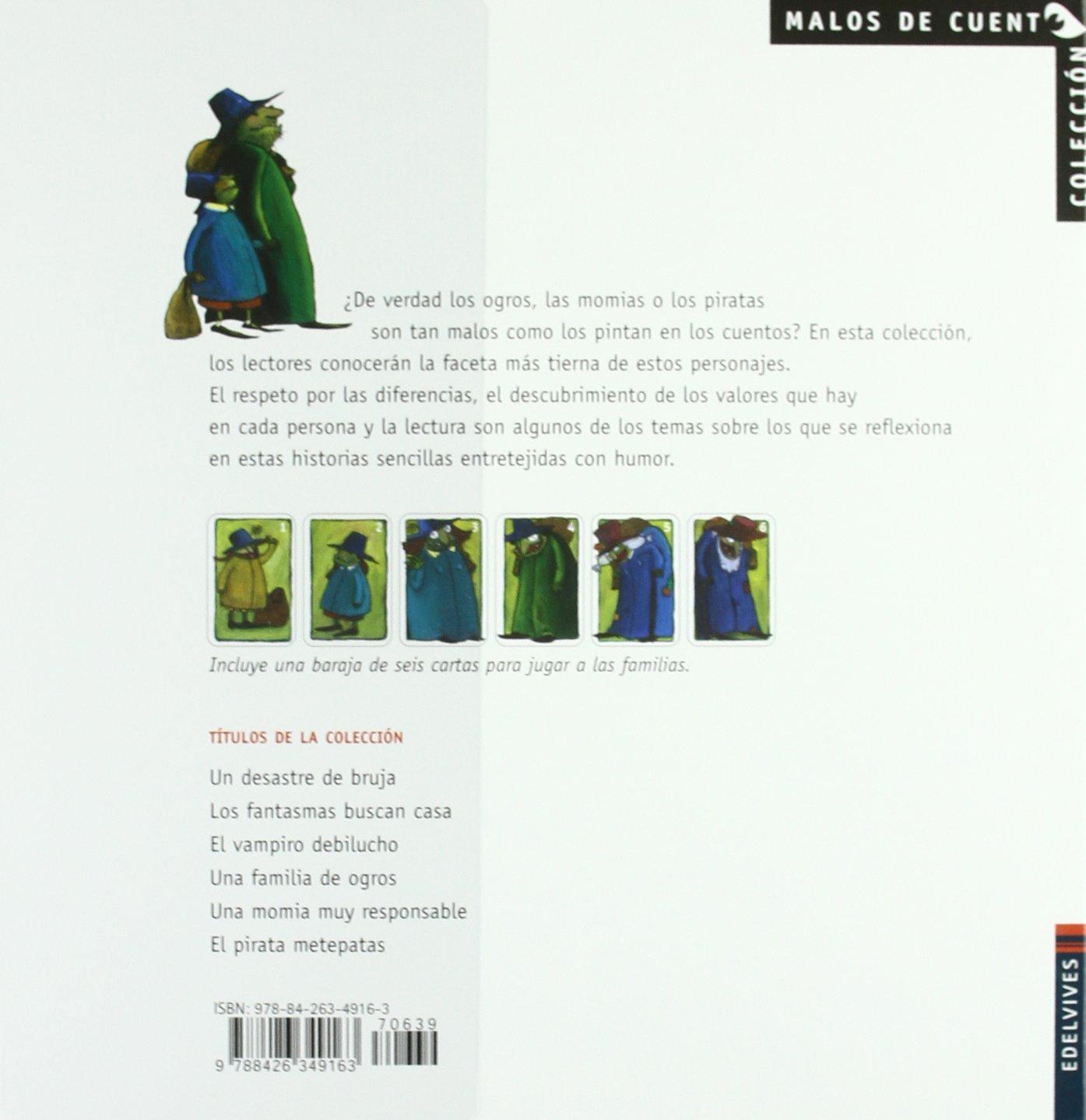 Una familia de ogros (Spanish Edition): Rocio Anton, Lola ...