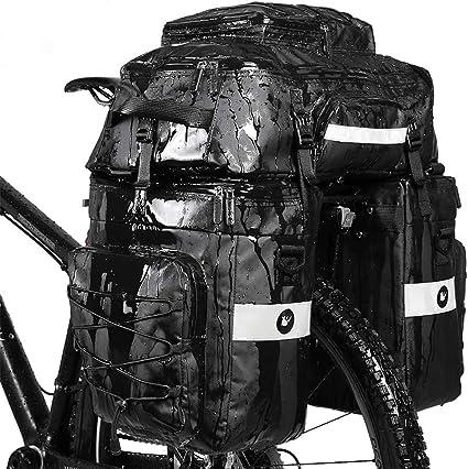 Cycling Bags Multi-functional Bike Pannier Bicycle Seat Bag Cycling Shoulder Bag