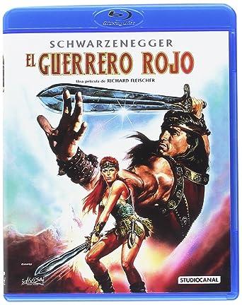 El guerrero rojo [Blu-ray]: Amazon.es: Arnold Schwarzenegger ...