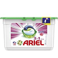 Ariel Automatic 3in1 PODS Laundry Detergent Touch of Freshness Downy, 15 Count
