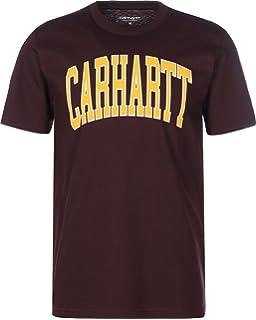 bbdd53cecdb3 Carhartt WIP Men's S/S Stray T-Shirt: Amazon.co.uk: Clothing