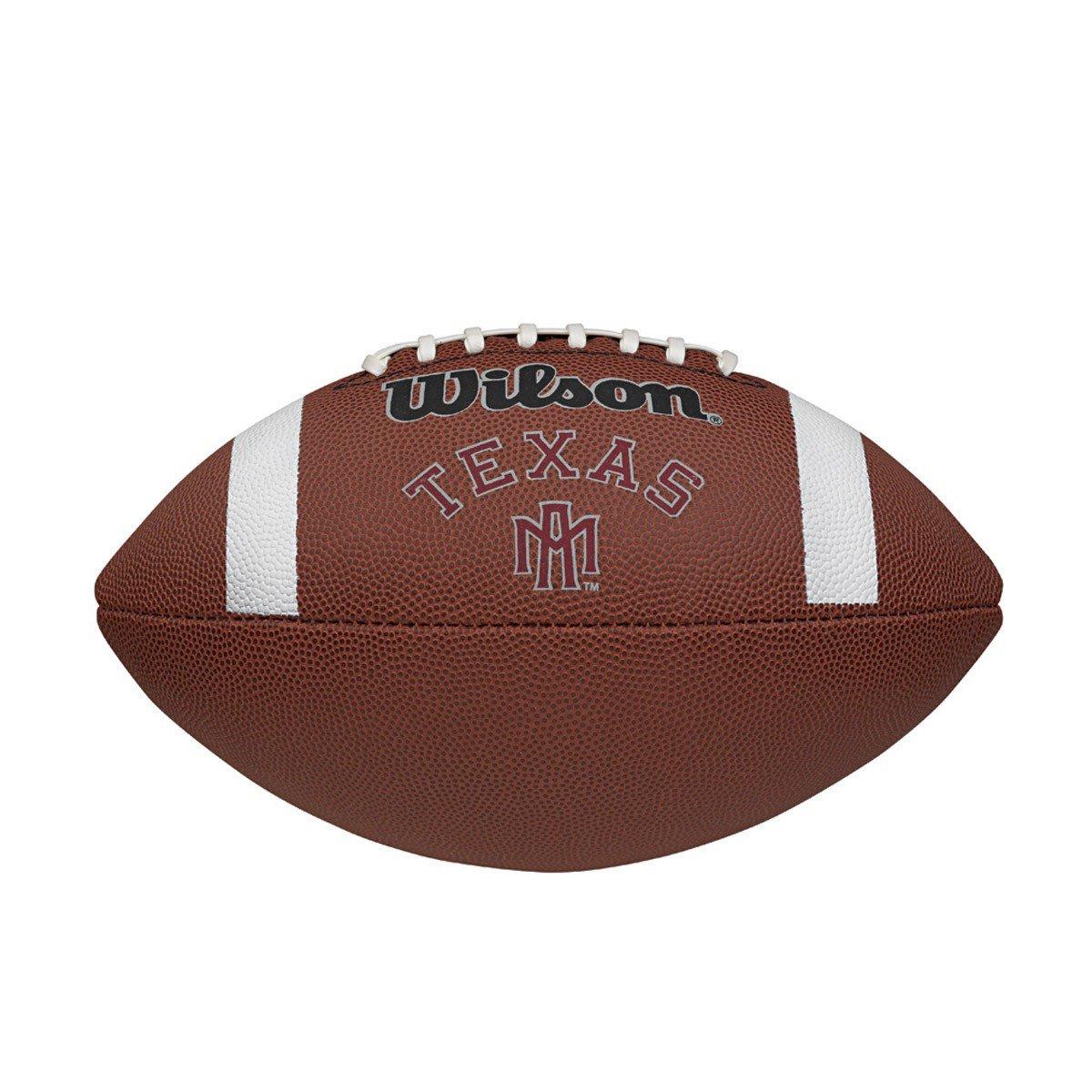 Wilson NCAA Texas A&M Aggies Team Composite Football