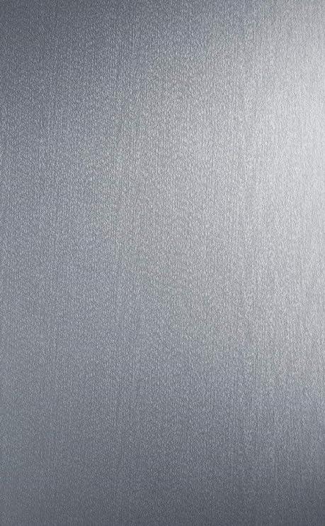 d-c-fix Sticky Back Plastic Self Adhesive Metallic Platinum Silver 45cm x 1m