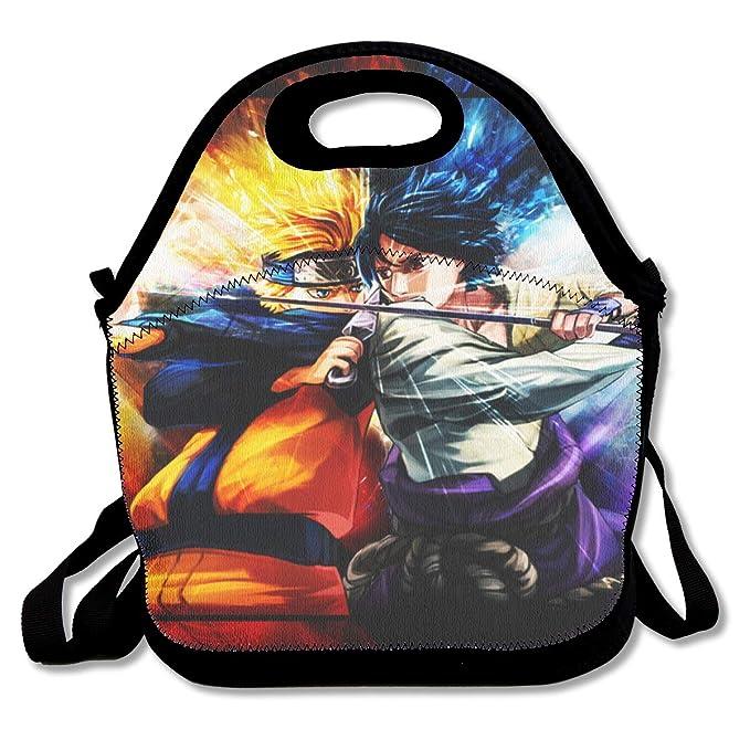 3baf1d417782 Amazon.com - LIUYAN Custom Lunchbox Naruto Cool Picnic Lunch Bag for ...