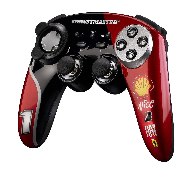 PS3 PC Gamepad Wireless F1 Ferrari - THR Thrustmaster 4160552