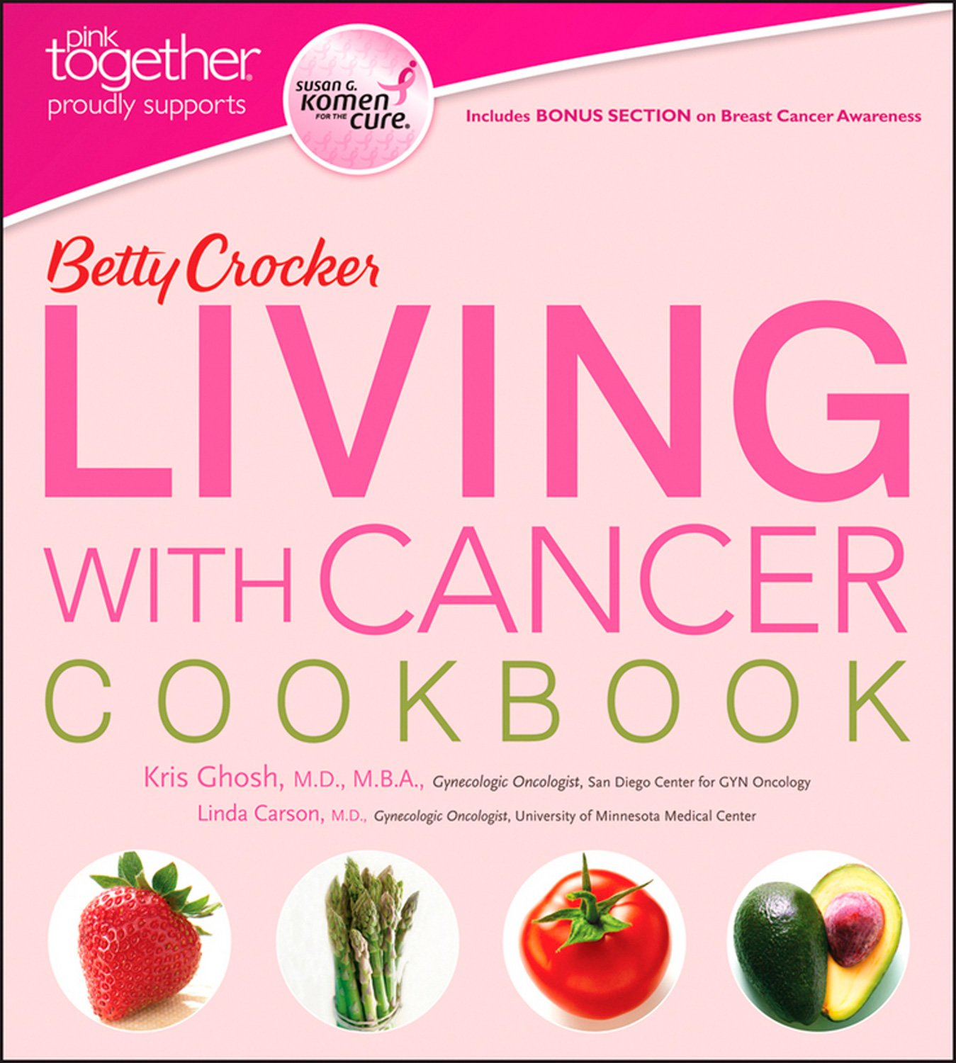 Download Betty Crocker Living with Cancer Cookbook (Betty Crocker Cooking) ebook