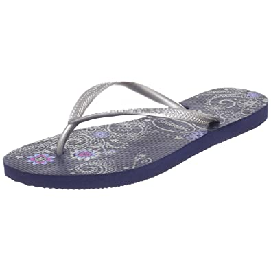 015aad86c1319c Image Unavailable. Image not available for. Color  Havaianas Women s Slim  Season Flip Flop ...
