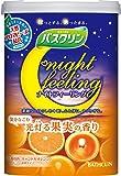 バスクリン ナイトフィーリング 気分なごむ光灯る果実の香り 600g 入浴剤(医薬部外品)