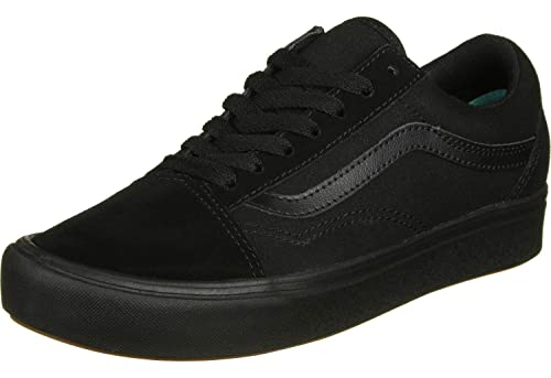 vans old skool nere in pelle