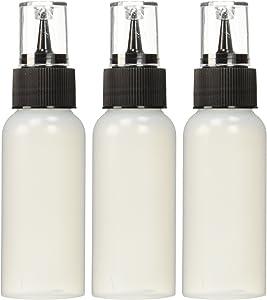 Deco Art Empty Squeeze Writer Bottles 3/Pkg-2 Ounces