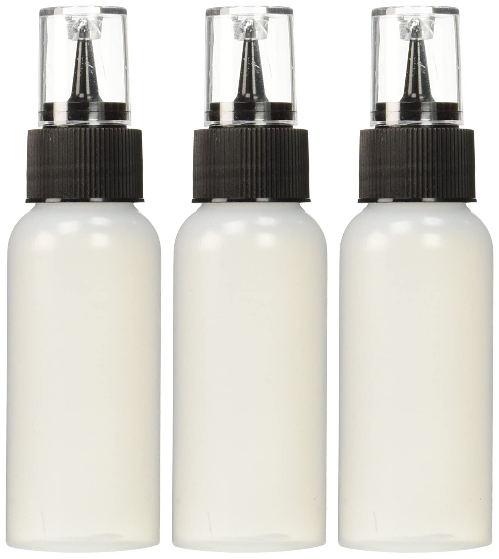 2 oz Empty Squeeze Writer Bottles, 3 pk