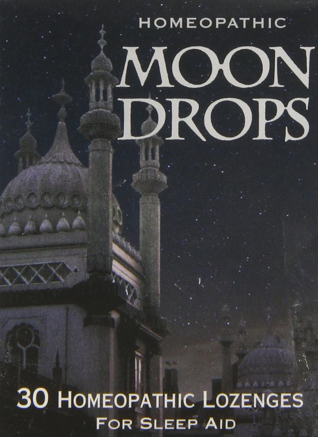 Historical Remedies Homeopathic Moon Drops, 30 Lozenges (Pack of 12) by Historical Remedies