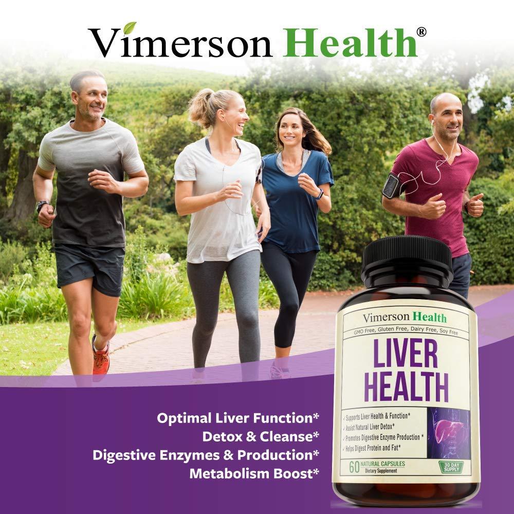 Amazon.com: Suplemento de limpieza del hígado y ...