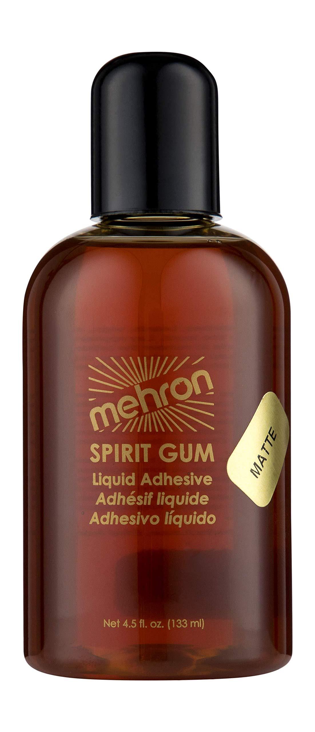 Mehron Makeup Spirit Gum (4.5 oz) (Matte) by Mehron