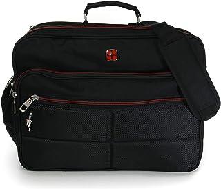 DrachenLeder, Bagage cabine mixte adulte noir noir OTD212S