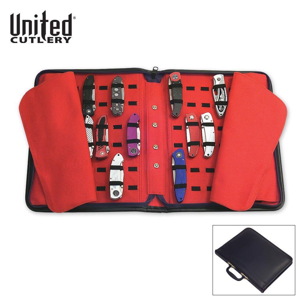 Large Pocket Knife Storage Case by United Cutlery