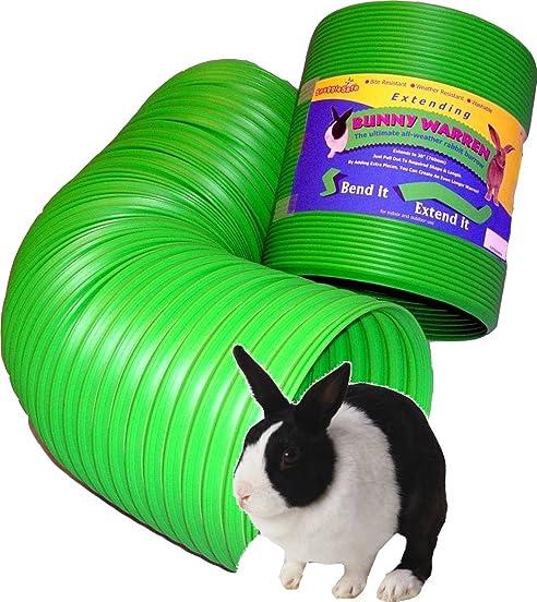 Snugglesafe All Weather Extending Bendy Bunny Warren 21x76cm 8×30